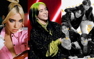 Dua Lipa, Billie Eilish, BTS e mais estarão em edição especial do programa de James Corden