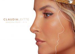 Claudia Leitte anuncia parceria com MC Zaac e mostra capa da 2ª parte do novo álbum