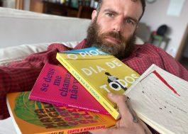 Chico Felitti indica treze livros maravilhosos para ler em casa