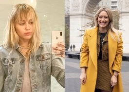 Miley Cyrus revela que só fez teste para Hannah Montana por causa de Hilary Duff