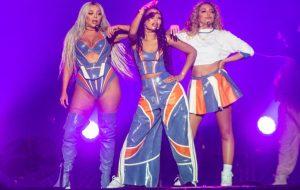 """Leigh-Anne, do Little Mix, publica texto emocionado após show no Brasil: """"Me senti tão livre"""""""
