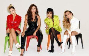 """Little Mix anuncia lançamento da música """"Break Up Song"""", que chega nesta sexta-feira (27)"""