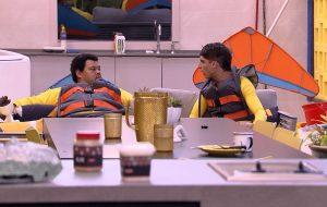 #BBB20: Babu e Prior discutem novamente por voto e ficam sem se falar
