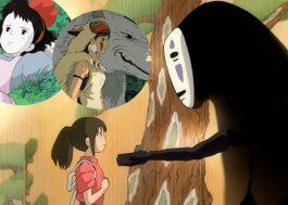 Cinco filmes do Studio Ghibli que são incríveis e têm significados profundos para assistir