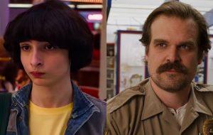 """""""Stranger Things"""": Finn Wolfhard fica surpreso com a revelação precoce de que Hopper está vivo"""
