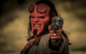 """""""Fracassou antes mesmo de começarmos a filmar"""", diz David Harbour sobre reboot de """"Hellboy"""""""