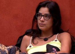 """Ivy comenta estratégia de Babu e Prior: """"Eles acham que sou a mais fraca"""""""