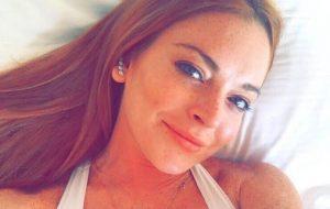 Lindsay Lohan publica teaser misterioso de novo single
