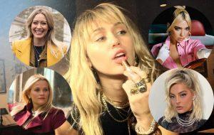 Miley Cyrus anuncia live com Hilary Duff, Reese Witherspoon, Dua Lipa e Bebe Rexha