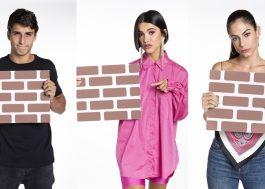 Prior, Manu e Mari estão no paredão desta semana; quem você quer que saia?