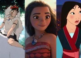 Elas podem tudo! Dez animações com personagens incríveis e inspiradoras