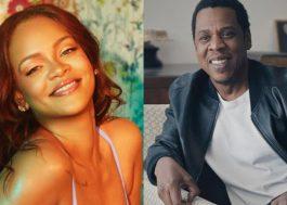 Rihanna e Jay-Z doam US$ 2 milhões para o combate ao coronavírus em NY e Los Angeles