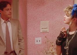 """Madonna lamenta a morte do ator Mark Blum, de """"Procura-se Susan Desesperadamente"""", por complicações do coronavírus"""