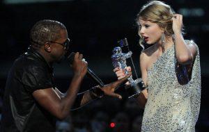 Ligação polêmica de 2016 entre Kanye West e Taylor Swift vaza completa na internet