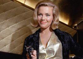 """Honor Blackman, a Pussy Galore de """"007 Contra Goldfinger"""", morre aos 94 anos"""