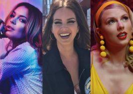 Lindsay Lohan diz que gostaria de colaborar com Lana Del Rey, Taylor Swift e Miley Cyrus