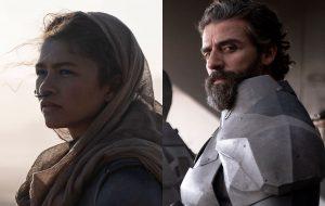 """Novas fotos de """"Duna"""" revelam visuais de Zendaya, Oscar Isaac e mais"""