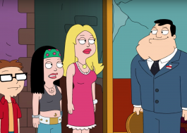 """""""American Dad!"""": 16ª temporada ganha trailer e data de estreia"""