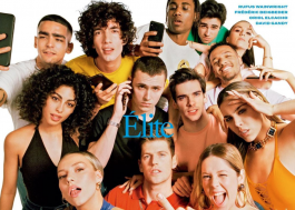 "Elenco de ""Elite"" estampa capa da revista espanhola ICON"