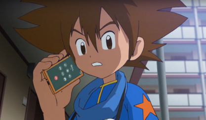 "Trailer de ""Digimon Adventure""!"