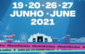Rock In Rio Lisboa é adiado para 2021 por conta da pandemia de Covid-19
