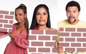 BBB20: Thelma, Flayslane e Babu estão no paredão