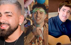 Dilsinho, Lagum e mais vão gravar versões acústicas de hits para nova série