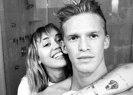 Miley Cyrus e Cody Simpson terminam namoro de 10 meses, diz site