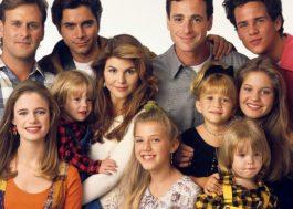 """Elenco de """"Full House"""" regrava abertura da série para motivar público a permanecer em quarentena"""