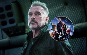 """Arnold Schwarzenegger pode estar no elenco principal de """"Guardiões da Galáxia Vol. 3"""""""
