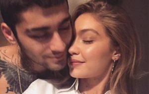 Zayn Malik e Gigi Hadid estariam esperando seu primeiro filho, diz TMZ