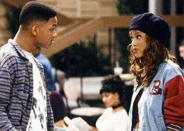"""Will Smith recria cena clássica de """"Um Maluco no Pedaço"""" com Tyra Banks"""