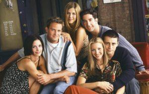 """""""Friends"""" sorteia ingressos para gravação de especial e ajuda instituições de caridade"""