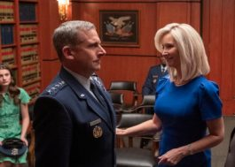 "Netflix anuncia data de estreia de ""Space Force"", série com Steve Carell e Lisa Kudrow"