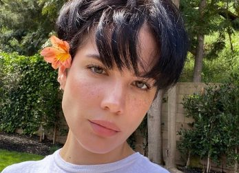 Halsey doa 100 mil máscaras pra luta contra Covid-19
