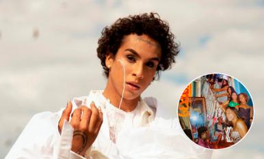 Linn divulga capa de novo álbum