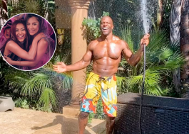 "Terry Crews faz vídeo dançando ""Rain On Me"", música de Lady Gaga e Ariana Grande"