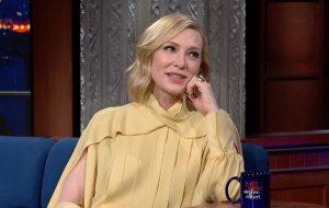 """Cate Blanchett atuará nos novos filmes dos diretores de """"Ad Astra"""" e """"Vice"""""""