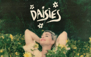 "Katy Perry lança primeiro single do novo álbum; ouça ""Daisies"""