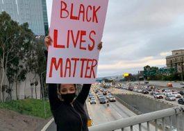 Tinashe, Ariana Grande e Halsey aparecem em protesto pela morte de George Floyd