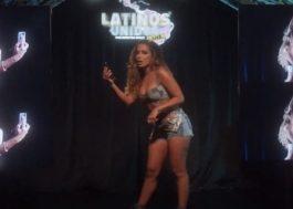 Anitta entrega todos os hits e arrasa em live feita para o público latino