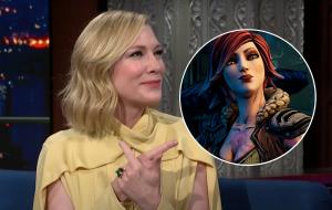 """Cate Blanchett é confirmada no elenco da adaptação do jogo """"Borderlands"""""""