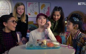 """O Clube das Babás"": nova série da Netflix, baseada nos livros de Ann M. Martin, ganha teaser"