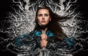 """Netflix divulga pôster e novas imagens de """"Cursed"""", série com Katherine Langford"""