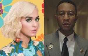 Katy Perry e John Legend vão se apresentar em novo especial da Disney