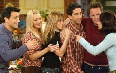 """Reunião de """"Friends"""" deve ser filmada em breve"""