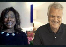 """Glória Maria relembra a Pedro Bial quando fumou Ganja na Jamaica: """"Até hoje não sei se eu voltei"""""""