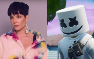 "Halsey e Marshmello unem forças na emotiva ""Be Kind"""