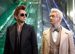 David Tennant e Michael Sheen vão estrelar série da BBC sobre a quarentena
