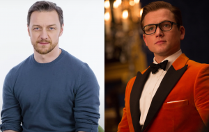 "James McAvoy e Taron Egerton vão estrelar audiobook de ""Sandman"", HQ de Neil Gaiman"